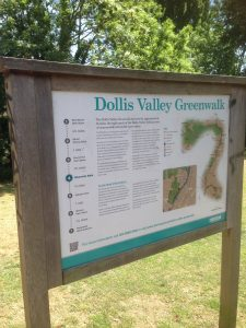 Dollis Valley Greenwalk, Woodside Park 6