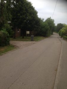 Burtonhole Lane, Brook and Pasture, Mill Hill 19