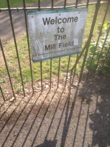 Mill Field, Mill Hill 1