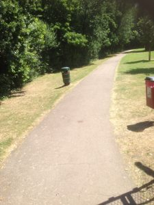 Dollis Valley Greenwalk, Woodside Park 14